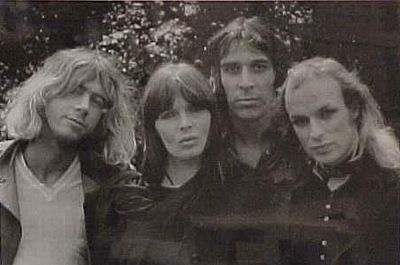 Kevin Ayers, Nico, John Cale et Brian Eno